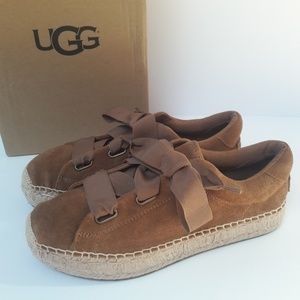 UGG Brianna Suede shoes Size 8.5